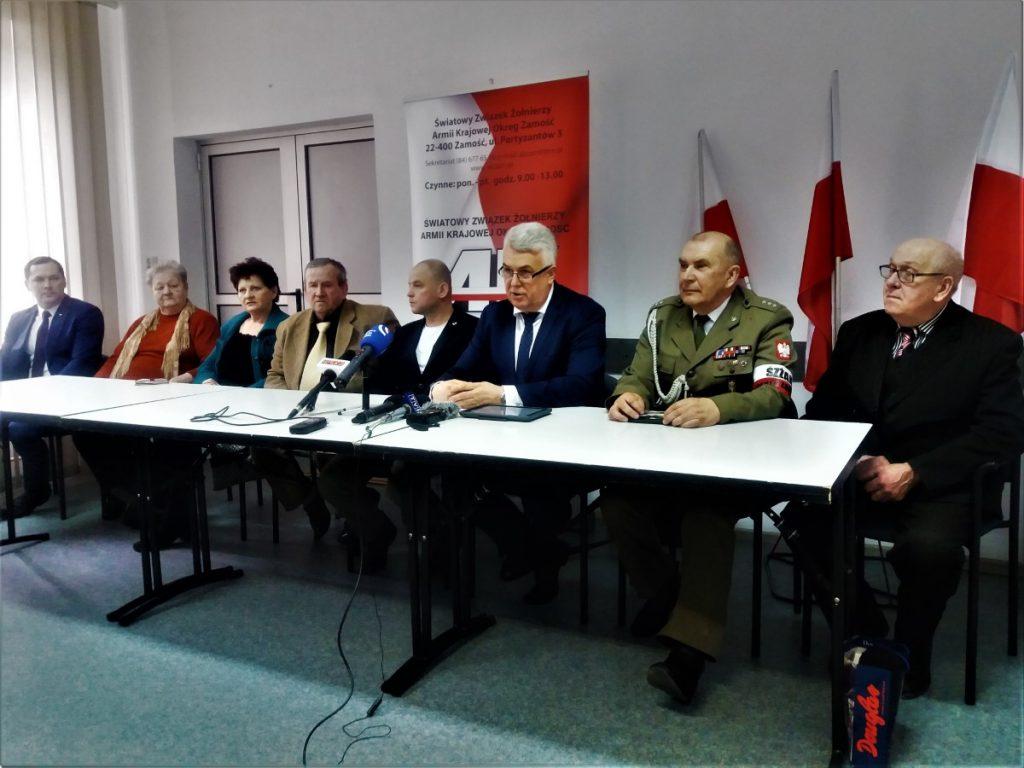 konferencja szzak okreg zamosc 13.03