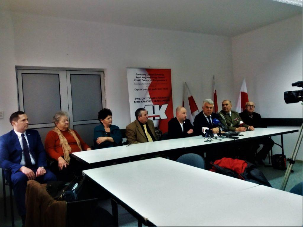 konferencja szzak okreg zamosc w delegaturze luw w zamosciu