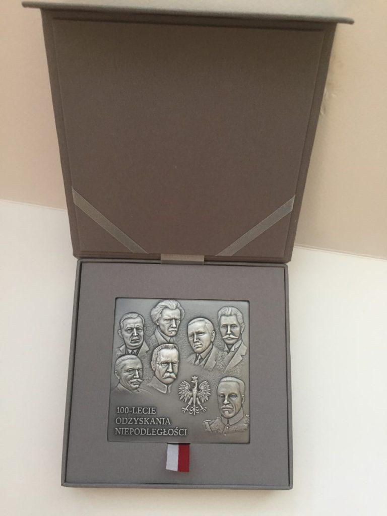 medal od premiera morawieckiego