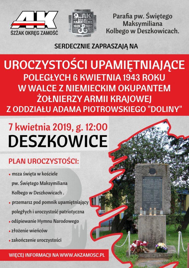 deszkowice 2019