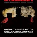 Wszystko dla Polski - dzieje II Zamojskiego Inspektoratu AK - plakat filmowy