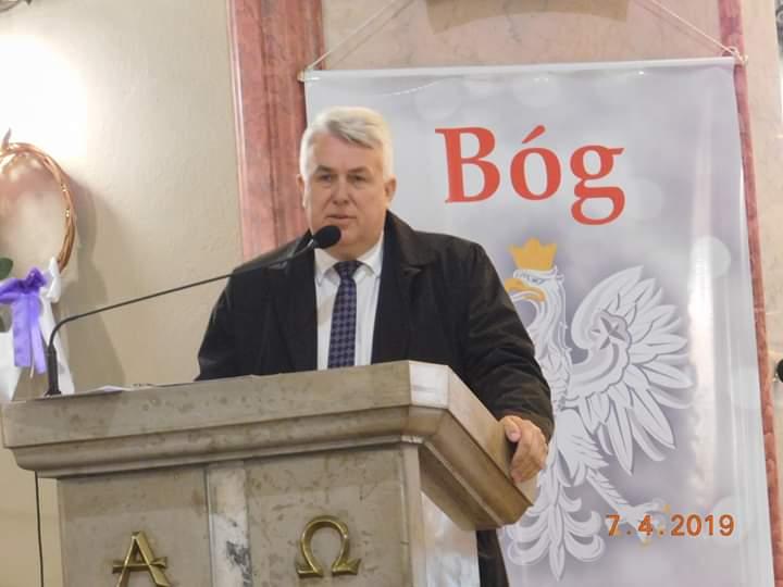Obchody 79. rocznicy mordu katyńskiego w Hrubieszowie <b>[RELACJA, ZDJĘCIA]</b>