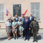 Uroczystości upamiętniające 73. Rocznicę odbicia więźniów z komunistycznego więzienia w Zamościu
