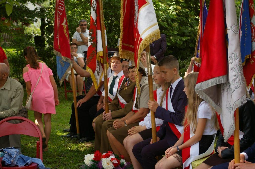 Uroczystość Patriotyczno-Religijna w Drogojówce – 9 czerwca 2019 r. <B>[RELACJA, ZDJĘCIA]</b>