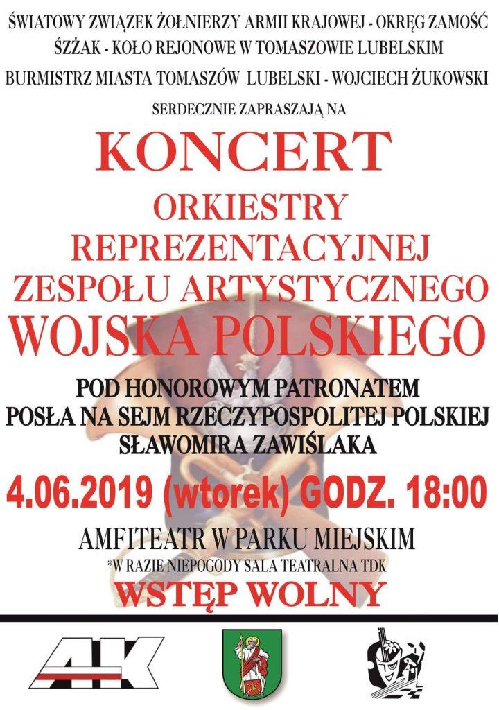 koncert rzawp tomaszow lubelski
