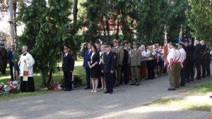 Hrubieszowskie obchody 80. rocznicy wybuchu II wojny światowej