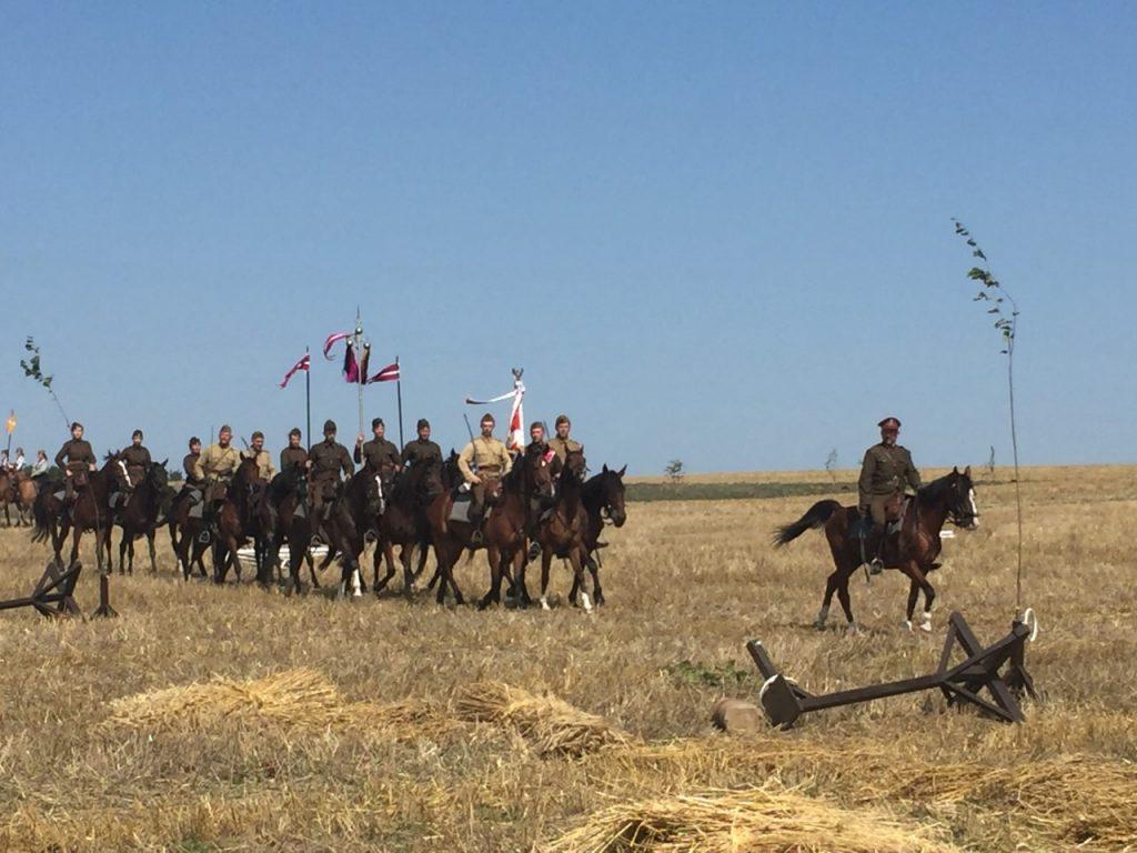 99. Rocznica Bitwy pod Komarowem – obchody Święta Kawalerii Polskiej oraz wielka rekonstrukcja bitwy z 1 Armią Budionnego <b>[RELACJA – DZIEŃ 2]</b>