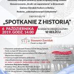 spotkanie z historią bełżec 2019.
